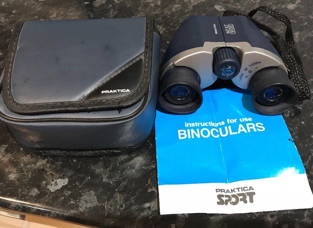 Praktica binoculars in leicester leicestershire gumtree