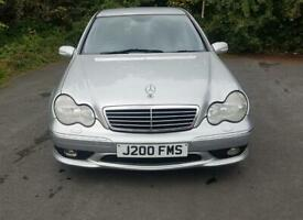 image for Mercedes Benz c320 2000