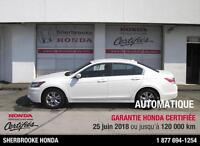 2012 Honda Accord SE  certifié
