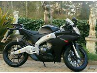 aprilia rs4 125cc 2016