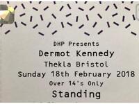 Dermot Kennedy tickets x 2