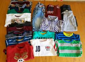 Boys clothes bundle size 3-4