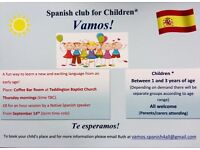 Spanish Club for Children