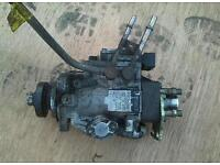 Ford transit diesel fuel injection pump, 2000 to 2006