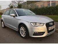 Audi A3 1.6 TDI SE Sportback 5dr - Priced To Sell.