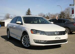 2013 Volkswagen Passat TDI   101$/sem CUIR TOIT MAGS Highline 8