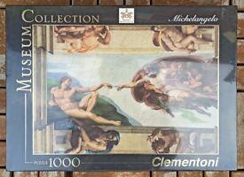 puzzle Michelangelo