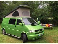 Immaculate 2003 VW T4 Pop-Top Campervan - 2.5tdi LWB - 130k miles