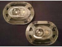 Blaupunkt Transparent Series TSx 693 Car speakers