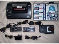 Sega master system 2 with 2 controllers, joystick and games!!!