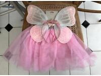 Butterfly dress up set