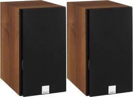 DALI ZENSOR 1 SPEAKERS - WALNUT OR BLACK FINISH - BRAND NEW