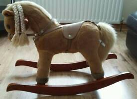 Rocking horse for toddlers/young children