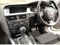 Silver Audi A4 AVANT 2.0 TDI S line Multitronic 5dr