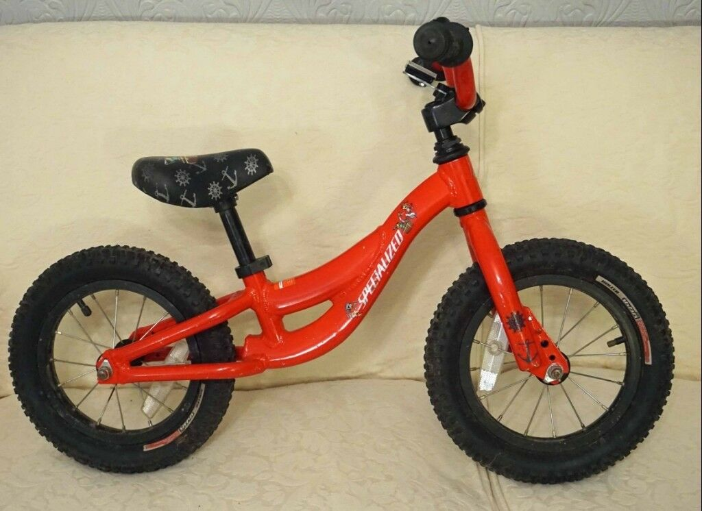 Specialized Hot Walk Kids Balance Bike For 2 3 Year Old Child By