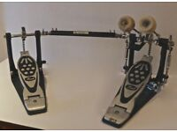 PEARL P122TW POWERSHIFTER TWIN DOUBLE BASS DRUM PEDAL