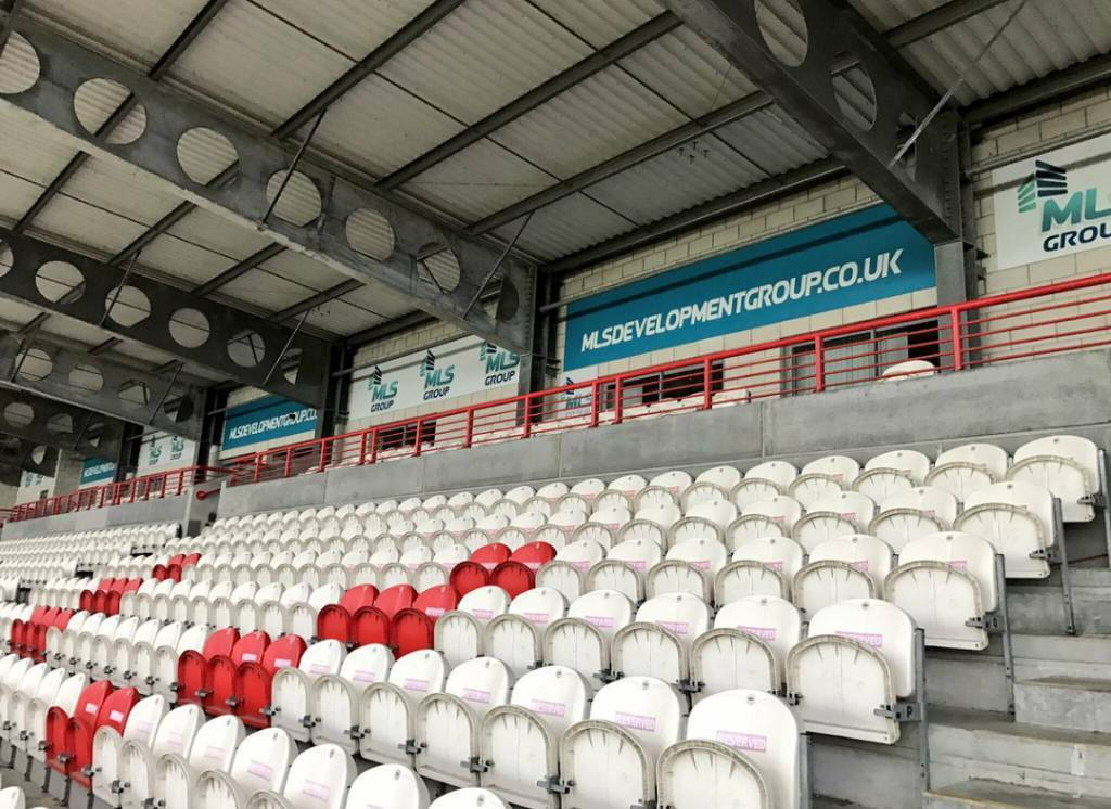 Hull Kr V Leeds Tickets X 2 North Stand In Hull East