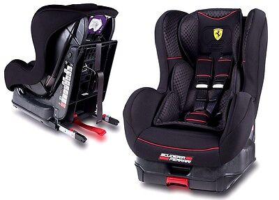 Ferrari COSMO GT Autokindersitz Kinderautositz Autositz 9-18kg MIT ISOFIX ★★★
