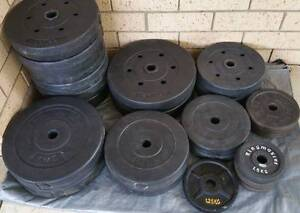 Gym Equipment, weights, cardio Waterford West Logan Area Preview