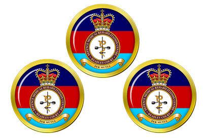 Defensa Médico Rehabilitación Centro, UK Pelota Golf Marcadores