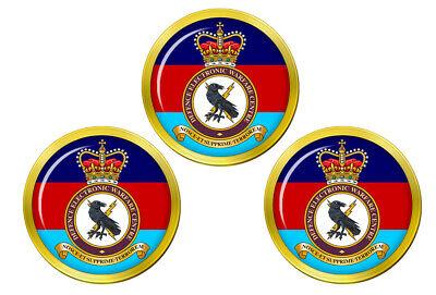Defensa Electrónico Guerra Centro, UK Pelota Golf Marcadores