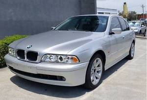 2001 BMW 525i Sedan E39 Good Condition Not 520 523 528 530 540 Southport Gold Coast City Preview