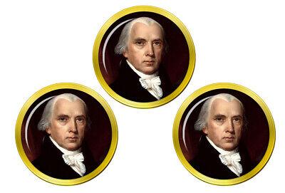 President James Madison Golfball Markierer online kaufen