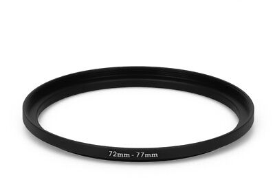 72 mm - 77 mm Filter Adapter Step-Up Adapter Filteradapter Step Up 72-77