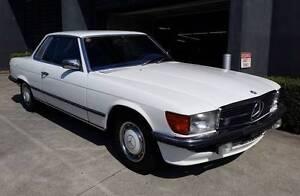1979 Mercedes-Benz 450SLC Coupe Excellent Condition W107 LHD Southport Gold Coast City Preview