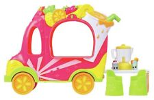 Shopkins Shoppies Juice Bar Truck with Pineapple Lilly Doll 3+ Years