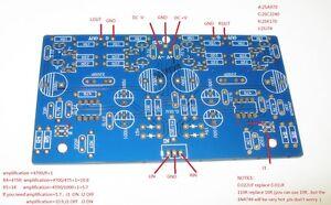 OPA627-K170-J74-2SK170-2SJ74-Audio-preamp-PCB