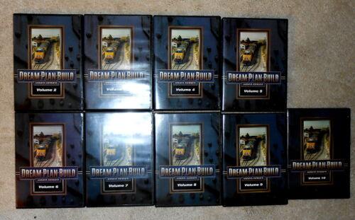 Lot of 9 DVD