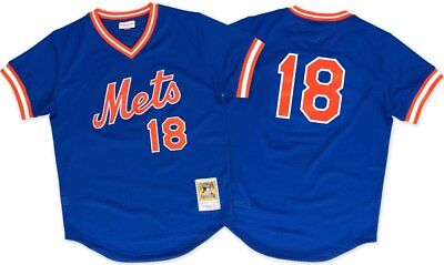 Darryl Strawberry New York Mets MLB Mitchell & Ness Authenti