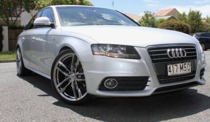 2009 AUDI A4 TURBO REGO AND RWC Southport Gold Coast City Preview