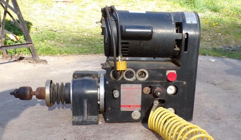 Dumore Series 24 Automatic Drill Unit