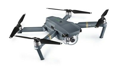 DJI Mavic Pro Drone w/ 12MP 4K Camera CP.PT.000500 - 27min Flight & WiFi