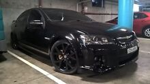 2007 Holden commodore sv6 HSVI Bossley Park Fairfield Area Preview