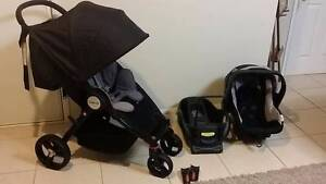 STEELCRAFT AGILE STROLLER and PRAM/CAR CAPSULE PACKAGE Coombabah Gold Coast North Preview