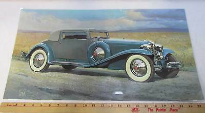 Плакаты и картинки 1933 Chrysler LeBaron