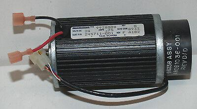 Hathaway Permanent-magnet Motor 24 Vdc .75 Amps No. 9928008