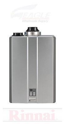 Rinnai Condensing Tankless Water Heater Internal Natural Gas   Ruc98in