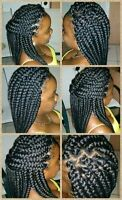 AFFORDABLE BRAID AND STYLE.
