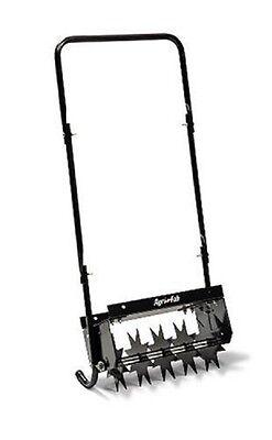 Push Spike Aerator 16-Inch Lawn Garden Yard ...