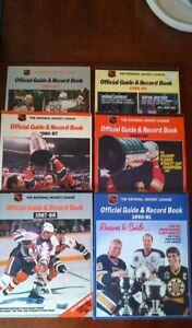 Hockey & Baseball Beckett's- Magazines and Player Guide books