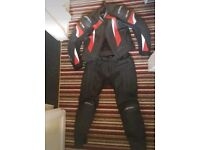 RST R16 2 PIECE LEATHERS