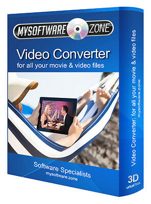 Video Converter Convert DVDs Movies Video Files for iPod iPhone Android PS Vita Dvd Ipod Video Converter