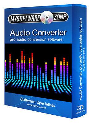 (Audio Pro File Converter Software Convert audio wav, mp3, wma, mp2, m4a etc)