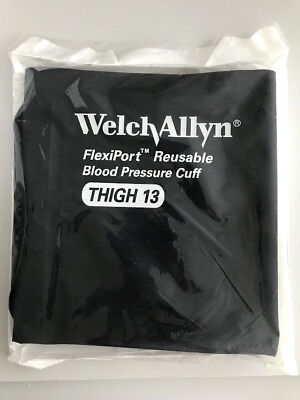 Welch Allyn Flexiport Blood Pressure Cuff Thigh Reuse-13-2mq