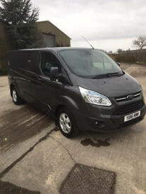 Ford Transit Custom 2.2 TDCi 290Limited Panel Van Nav Camera