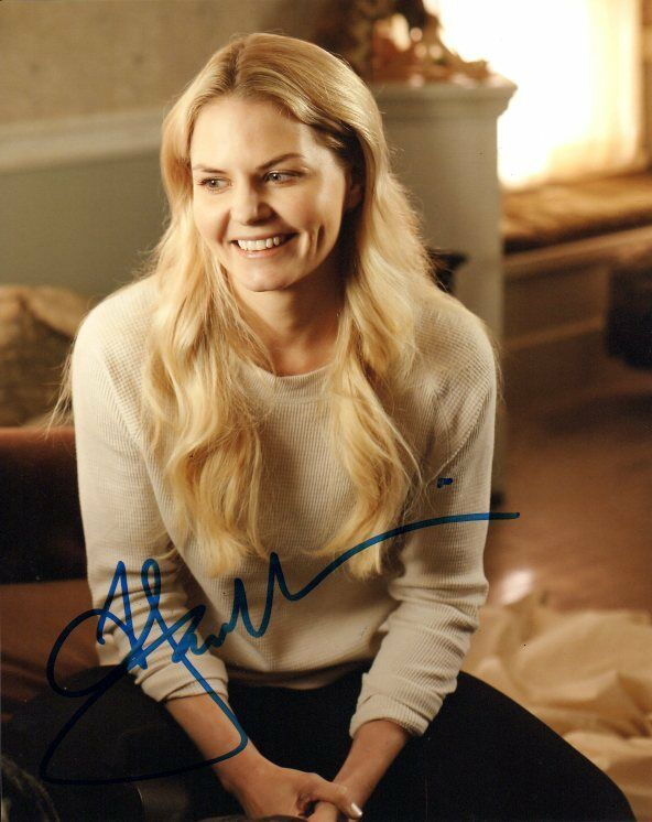 Jennifer Morrison Once Upon A Time Autographed Signed 8x10 Photo COA #4
